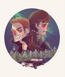 Supernatural by Jimmy-ilustra