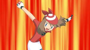 May Pokemon Wallpaper