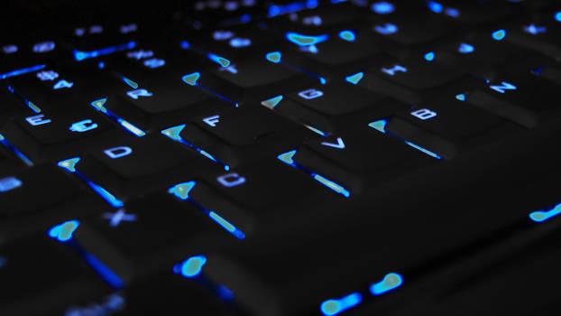 Illuminated Keyboard
