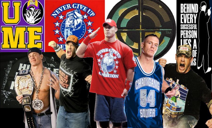 John Cena Wallpaper By Mikester100