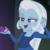 Trixie admiring herself