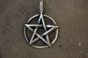 Pentagram Pendant Stock by Storms-Stock