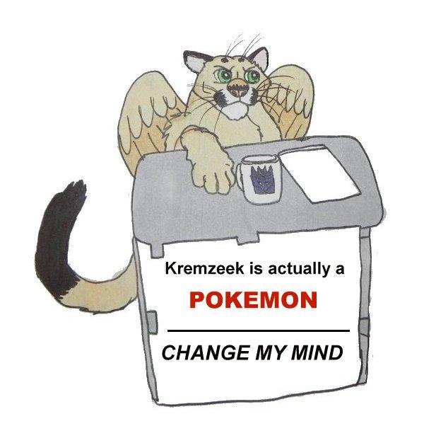 Sheba Change My Mind Meme 2 by ShebaKoby