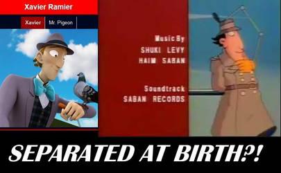SAB: Xavier Ramier vs Inspector Gadget