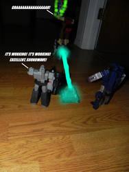 Megatron vs HHH 5