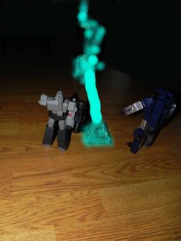 Megatron vs HHH 6