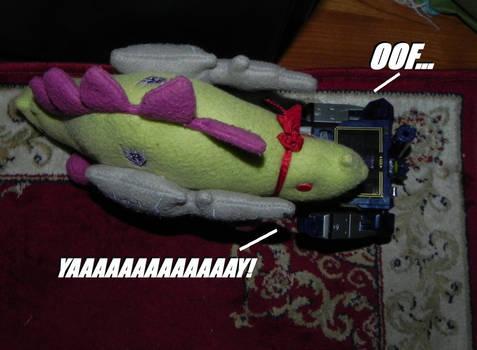 Sluggy post HHH 3