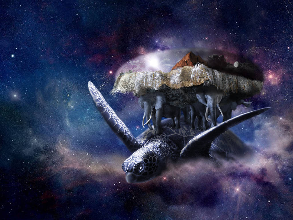 The Great A'Tuin by pumpkindante