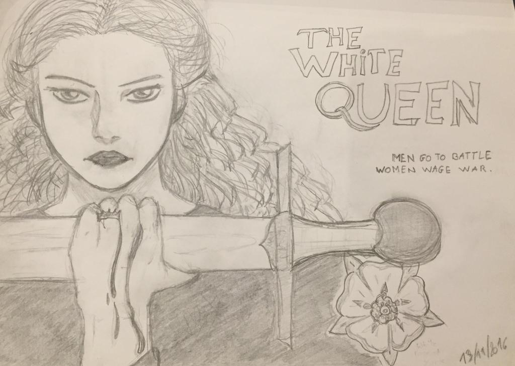 The White Queen: Elizabeth of York by Mema23