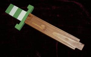 LoZ Sword by Natfoe