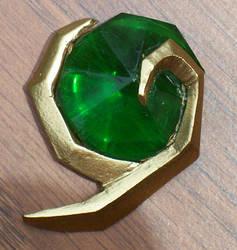 Kokiri Emerald by Natfoe