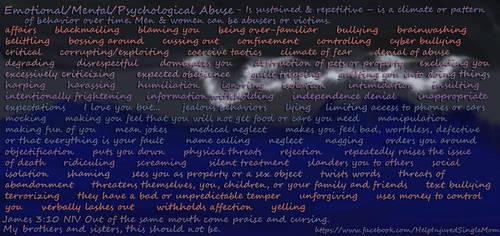 October is #DomesticViolenceAwarenessMonth by neice1176