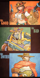 the GOOD the BAD and the ANOTHER by Sagas293