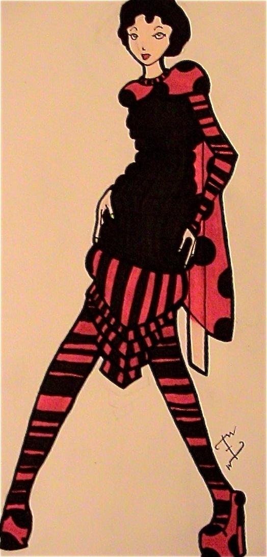 Lady Bug by phantomonex