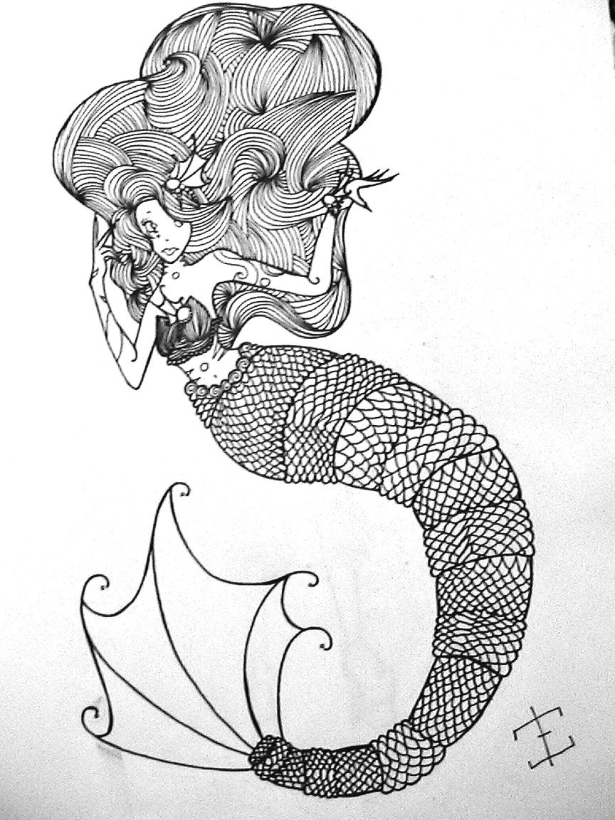Under the Sea by phantomonex