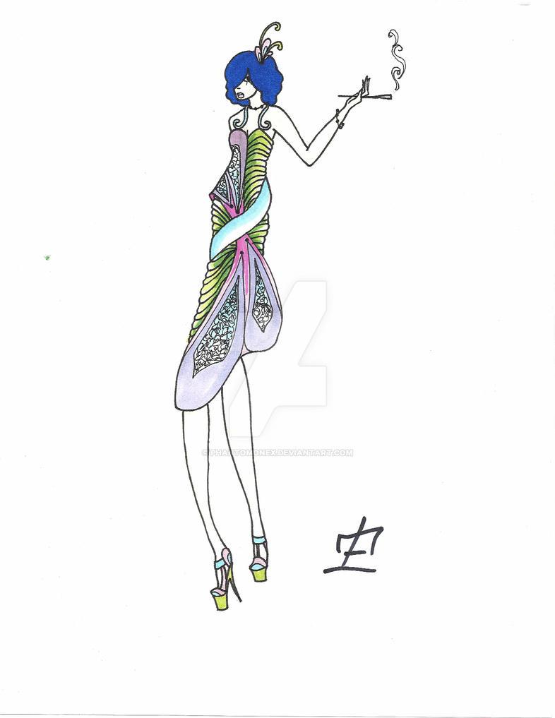 Alice in Wonderland Designs 2 by phantomonex