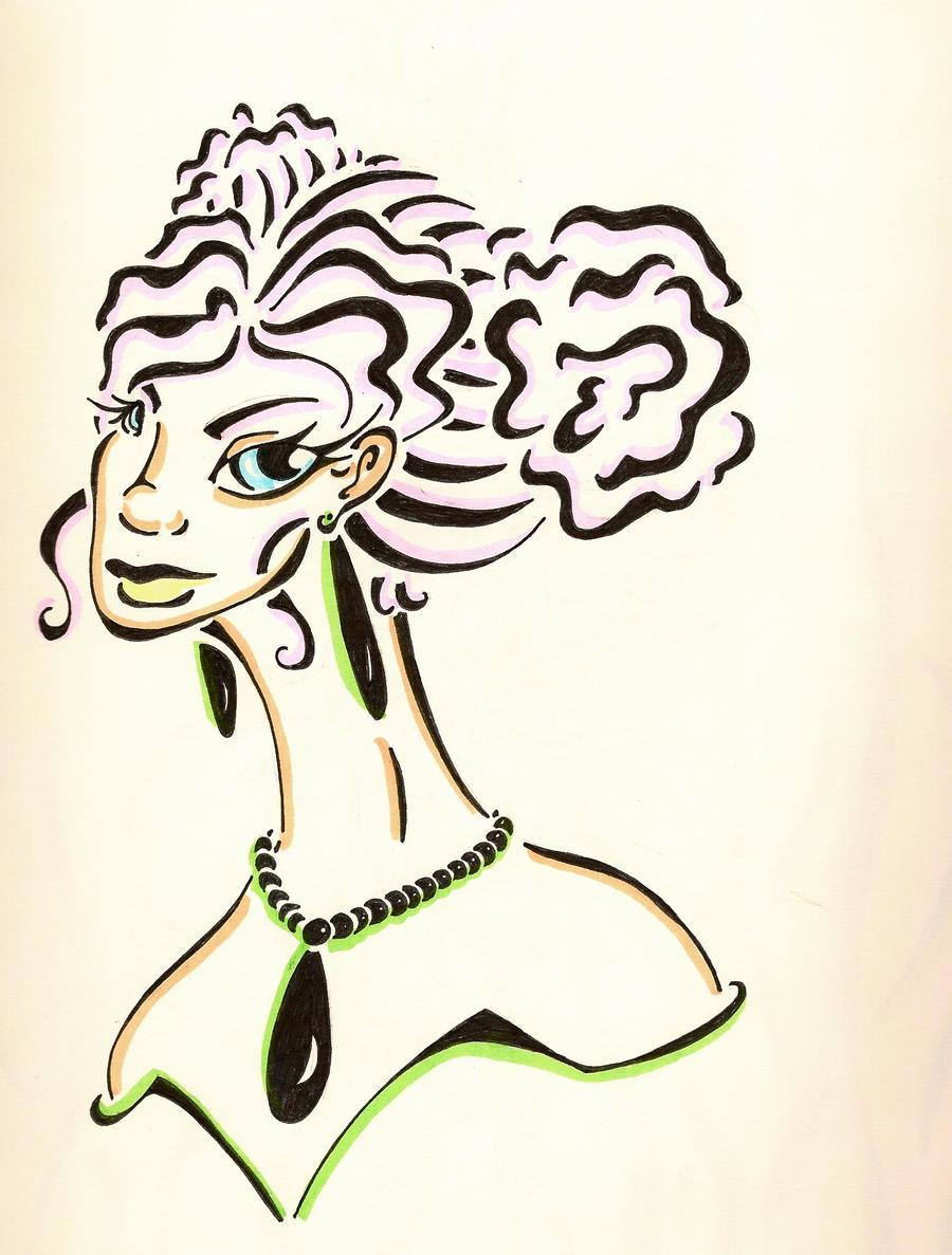 Hair Buns by phantomonex