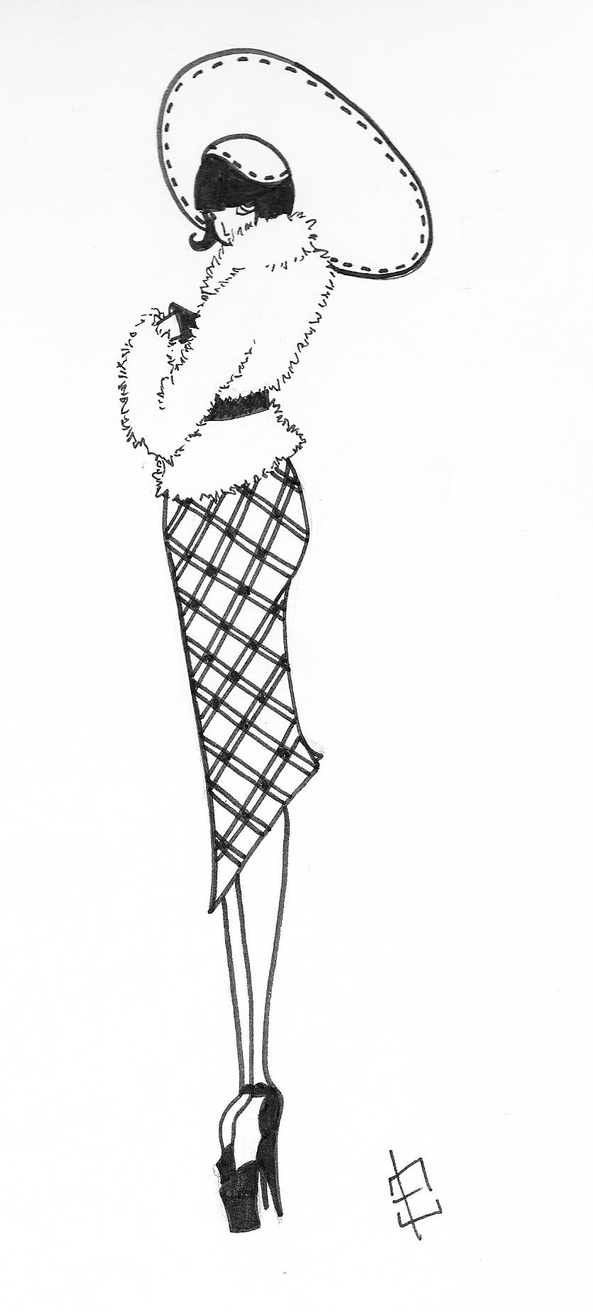 Simple Dress Design by phantomonex