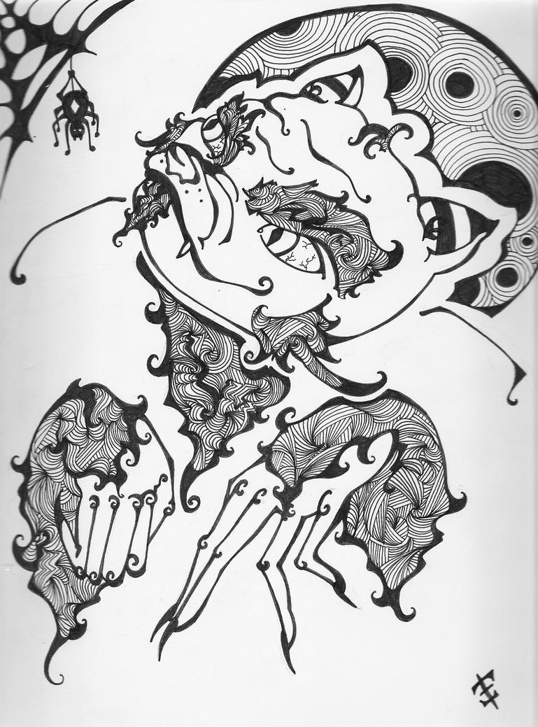 Werewolf by phantomonex