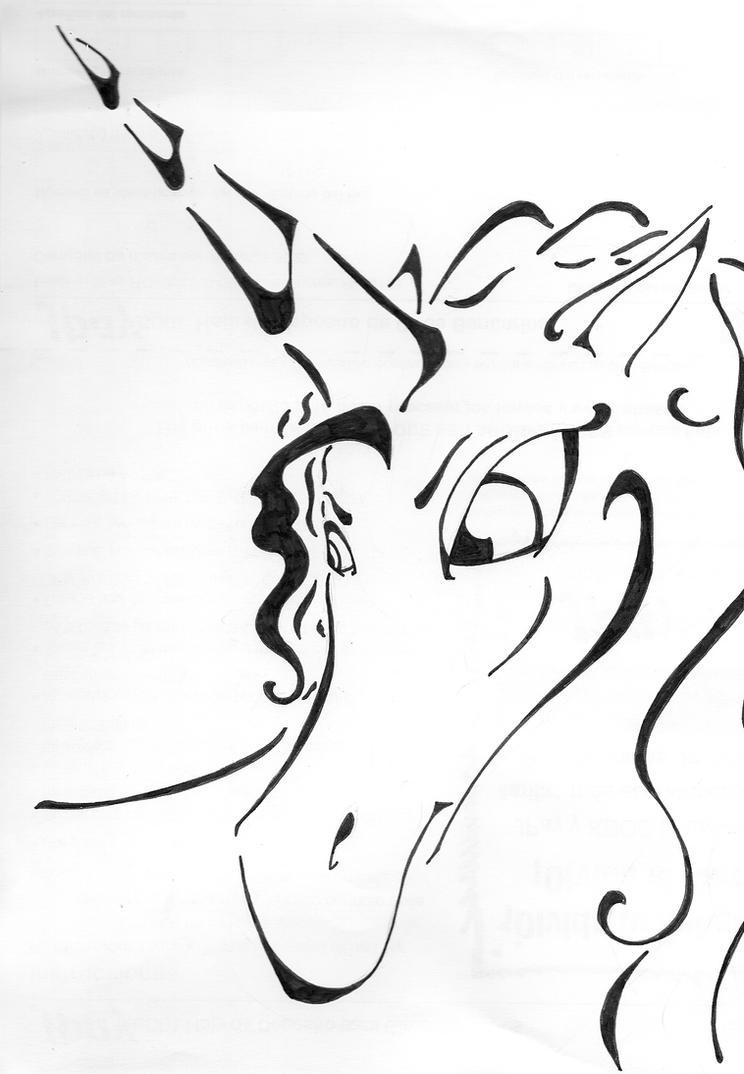 Unicorn by phantomonex