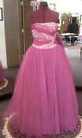 Beaded Prom Dress 1