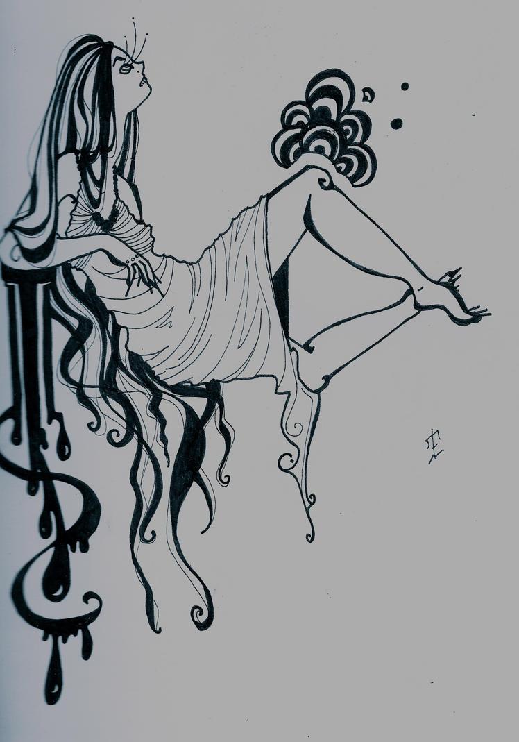 Lounging by phantomonex