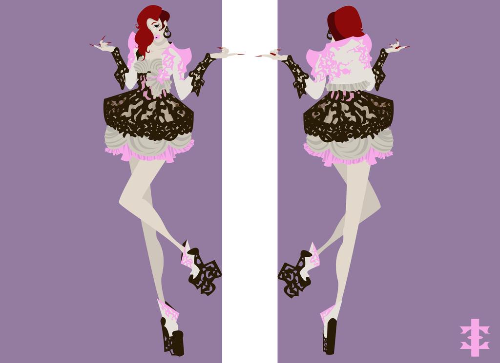 Teapot Tea Time Dress by phantomonex