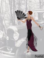 Costume Design: Doll Face: Basha by phantomonex