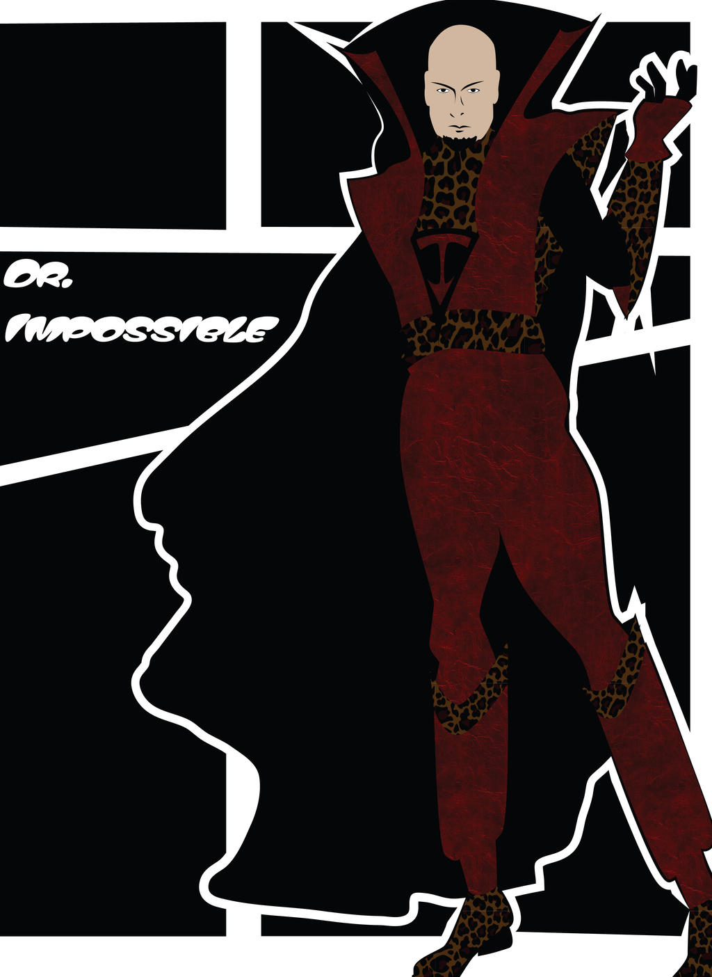 Costume Design: Soon I Will Be Invincible: Dr. I