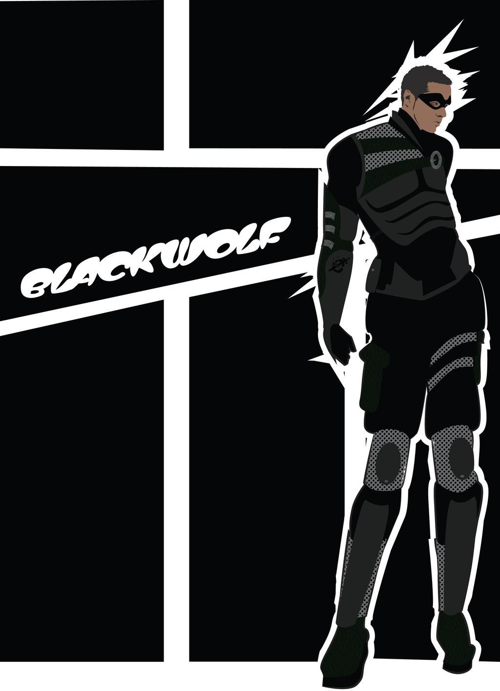 Costume Design: Soon I Will Be Invincible: Wolf by phantomonex