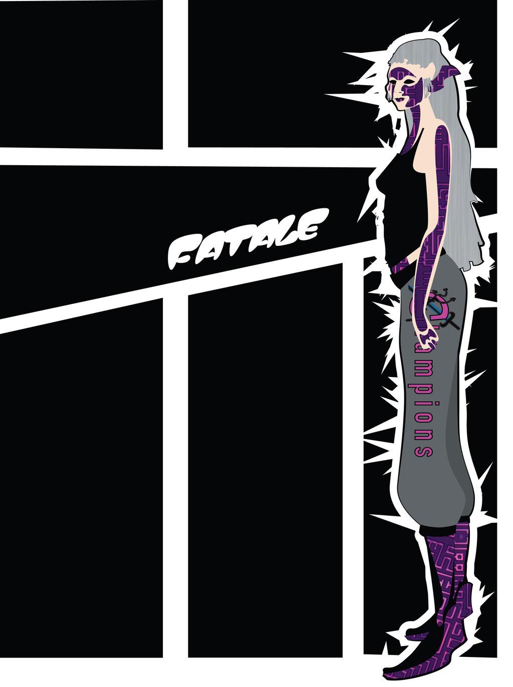 Costume Design: Soon I Will Be Invincible: Fatale by phantomonex