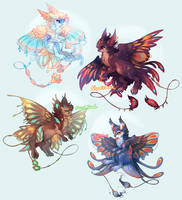 [CLOSED] Kite batch 1! by crowlets