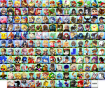 Super Smash Bros. United: Roster