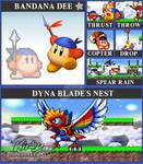 Super Smash Bros. United: Bandana Dee