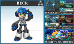 Super Smash Bros. United: Beck