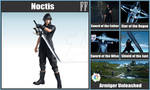 Super Smash Bros.: Noctis