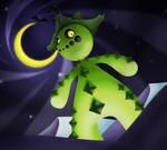 :When night falls...: Cacturne