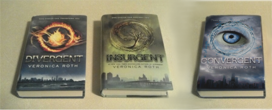 Divergent Trilogy by 4thElementGraphics on DeviantArt