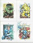 Sketch Cards