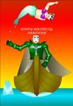 Happy Birthday Arrowny