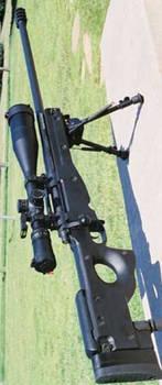My new rifle.