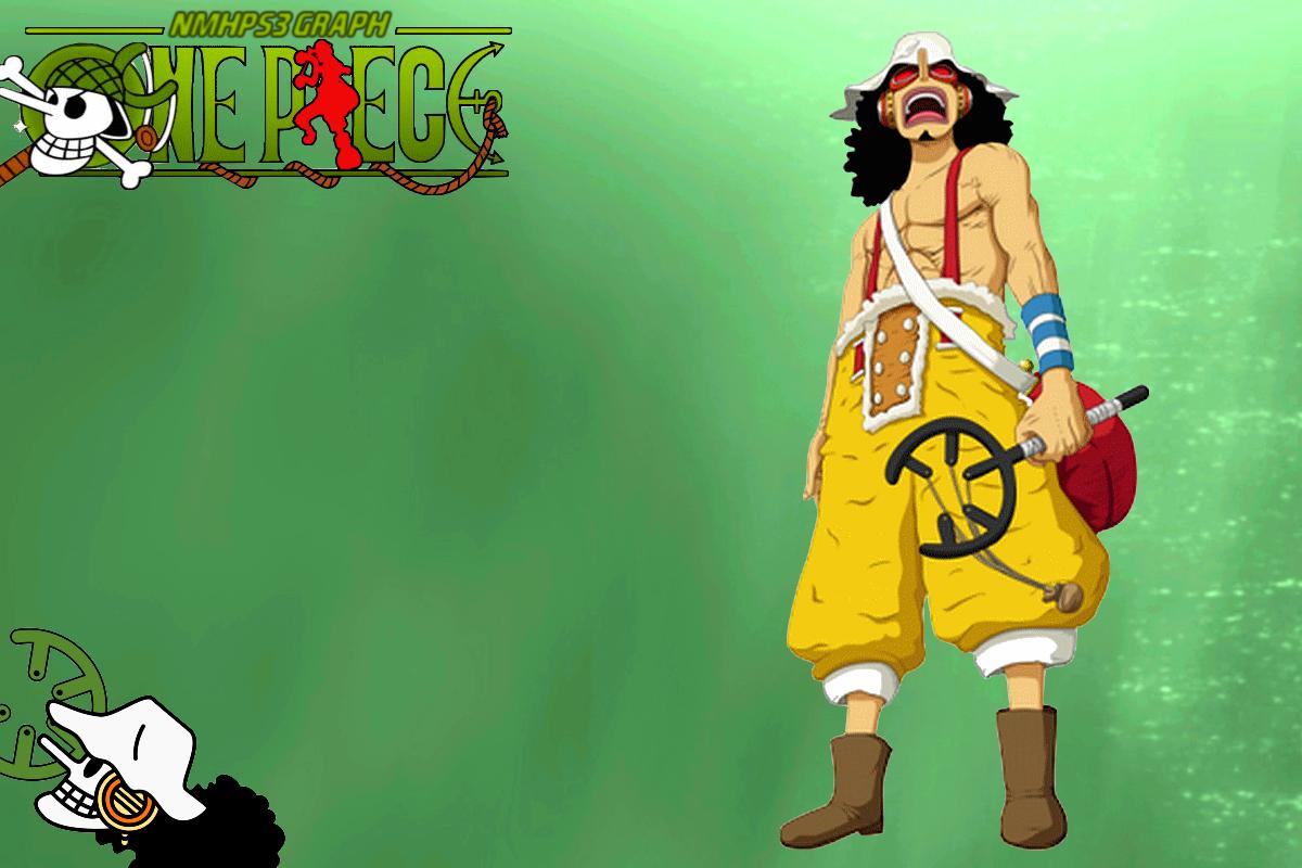 One Piece Usopp Wallpaper By Nmhps3 On Deviantart
