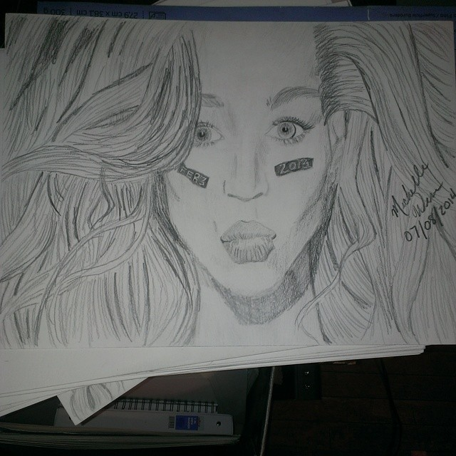 Queen Bey by Chellemybell90