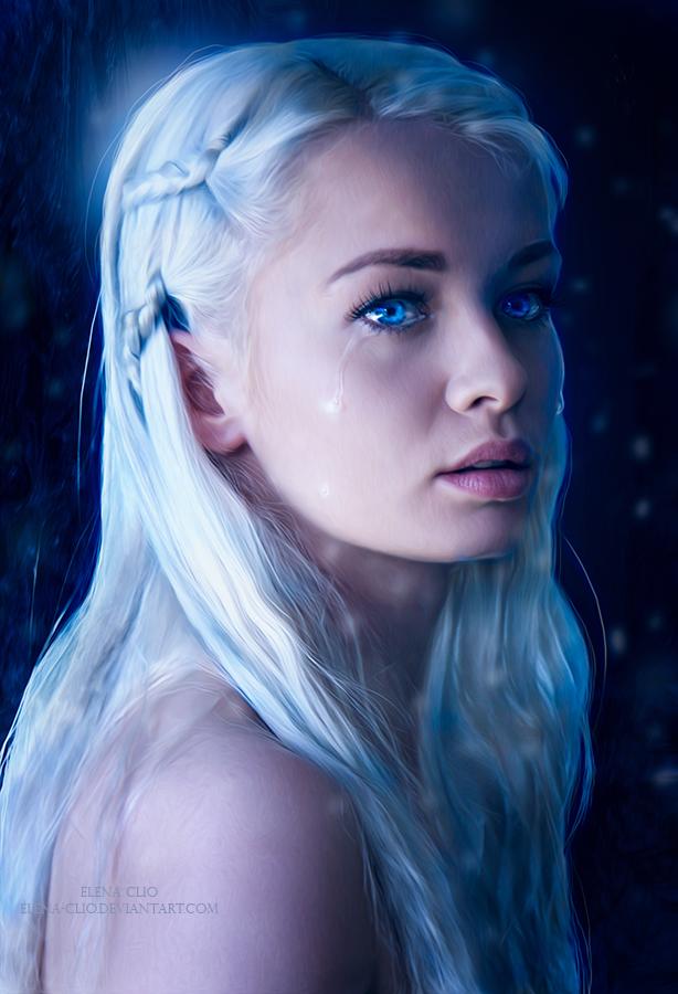 A Piece Of Ice by Elena-Clio