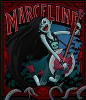 Marceline-ROCK by dragonalth