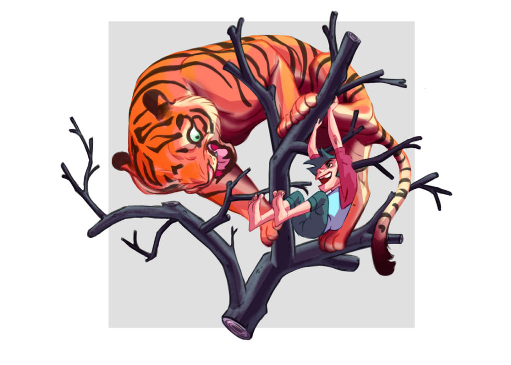 tiger-tree