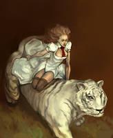 Tiger Rider by 2013