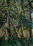 Tofino Canadian Landscape Painting