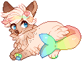 rainbowpeets by foxpets