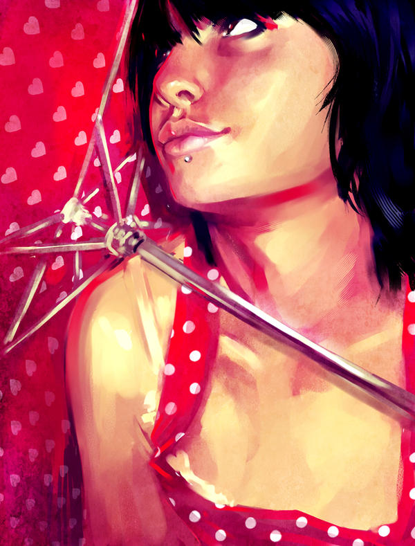 umbrella by Samkaat